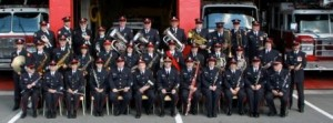 Bridgewater FD Band - group shot