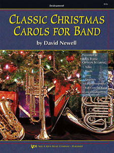 Classic Christmas Carols for Band