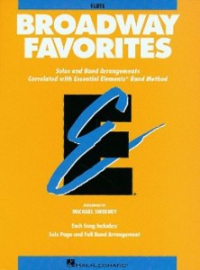 Essential Elements - Broadway-Favorites