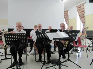 Parrsboro Band Association - group shot