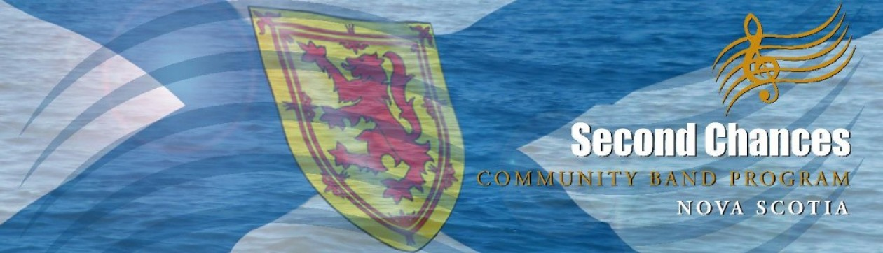 Second Chances Community Band Society of Nova Scotia