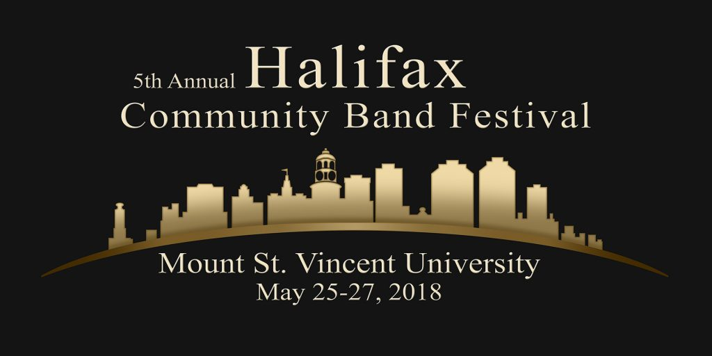 Festival - 2018 Community Band Festival - Halifax, NS @ Mount St. Vincent University, Halifax | Halifax | Nova Scotia | Canada